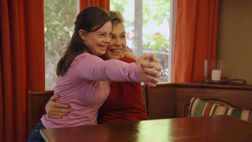 Bea and Cristina celebrate