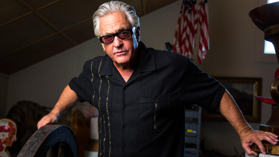 Barry Weiss from A&E's Barry'd Treasure