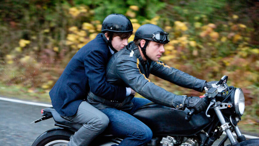 Dylan drives Norman home