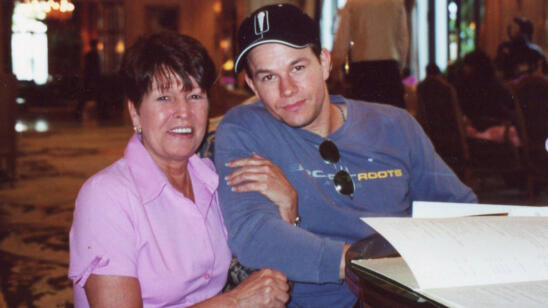 Wahlberg Family Photos