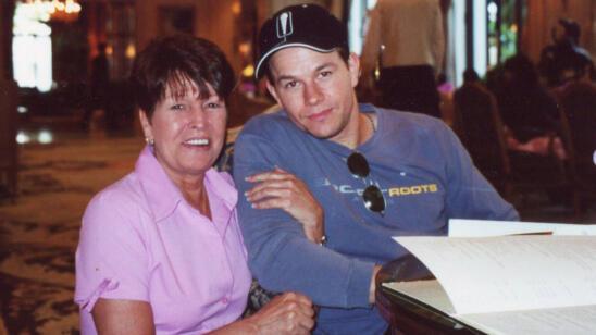 Wahlberg Family Photos