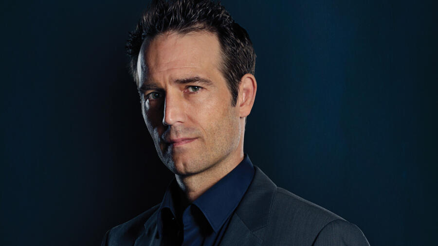 Michael Vartan from A&E's Bates Motel