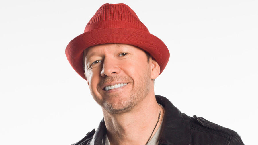 Donnie Wahlberg from Wahlburgers on A&E