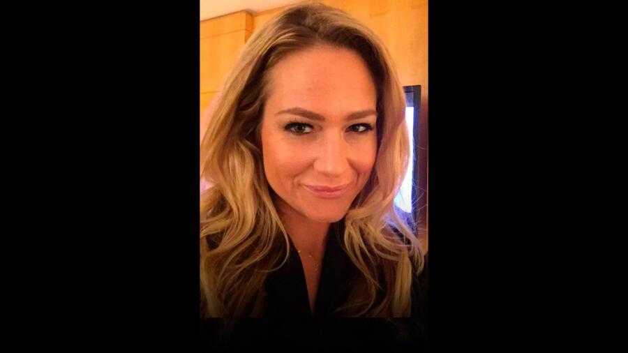 Kari Burke from Wahlburgers on A&E