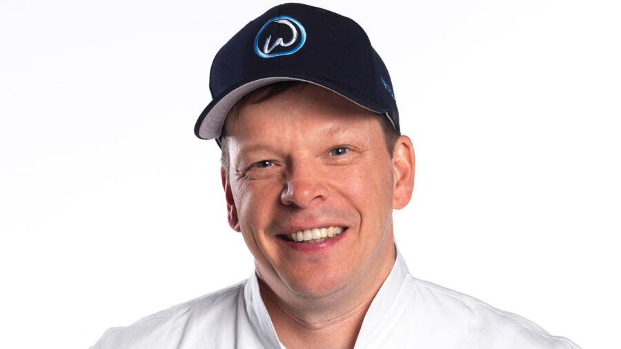 Paul Wahlberg from Wahlburgers on A&E