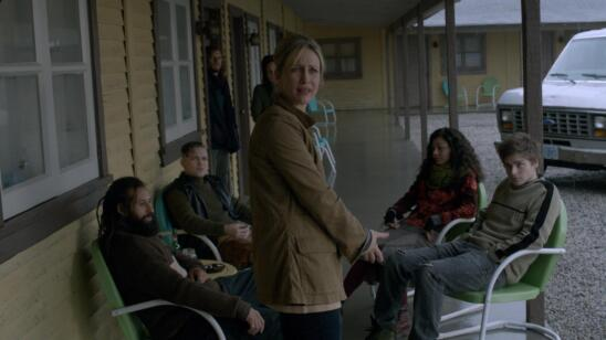 Norma confronts the trimmers