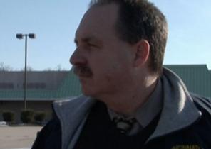 Detective Bill Hilbert
