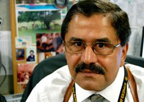 Detective Frank Ilarraza