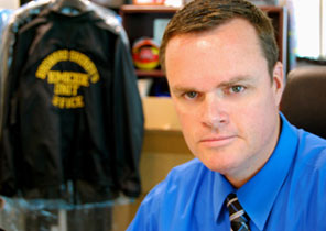 Sergeant Dave Ellwood