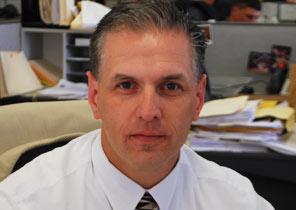 Detective David Borden