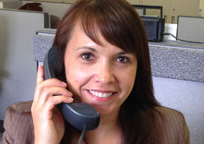 Detective Kathy Cruz
