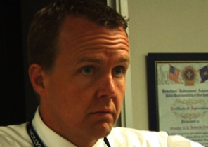 Lieutenant Mark Miller