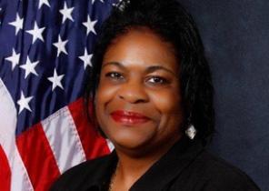 Commander Eunice Cooper