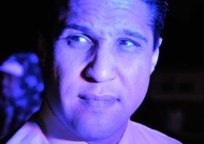 Detective Juan Carlos D'Elia