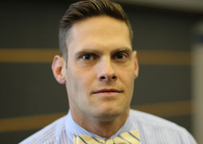 Detective Matthew Frazier