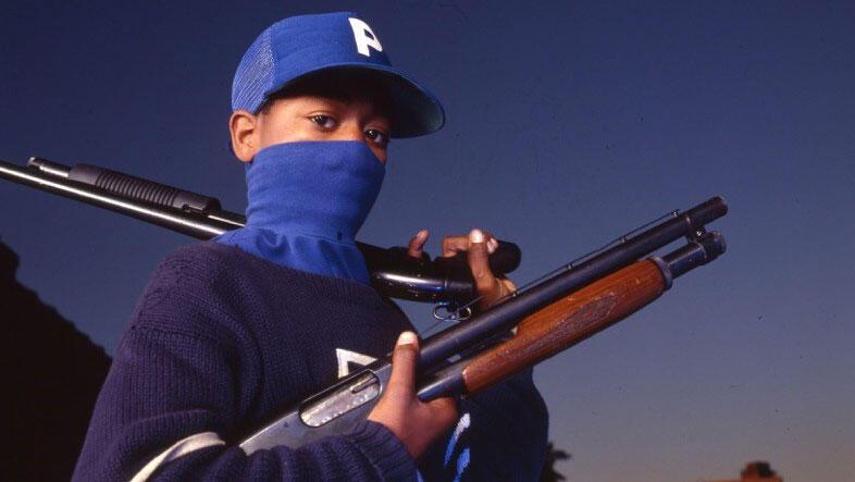 Gangs in Tulsa