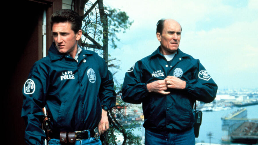 Colors with Sean Penn and Robert Duvall