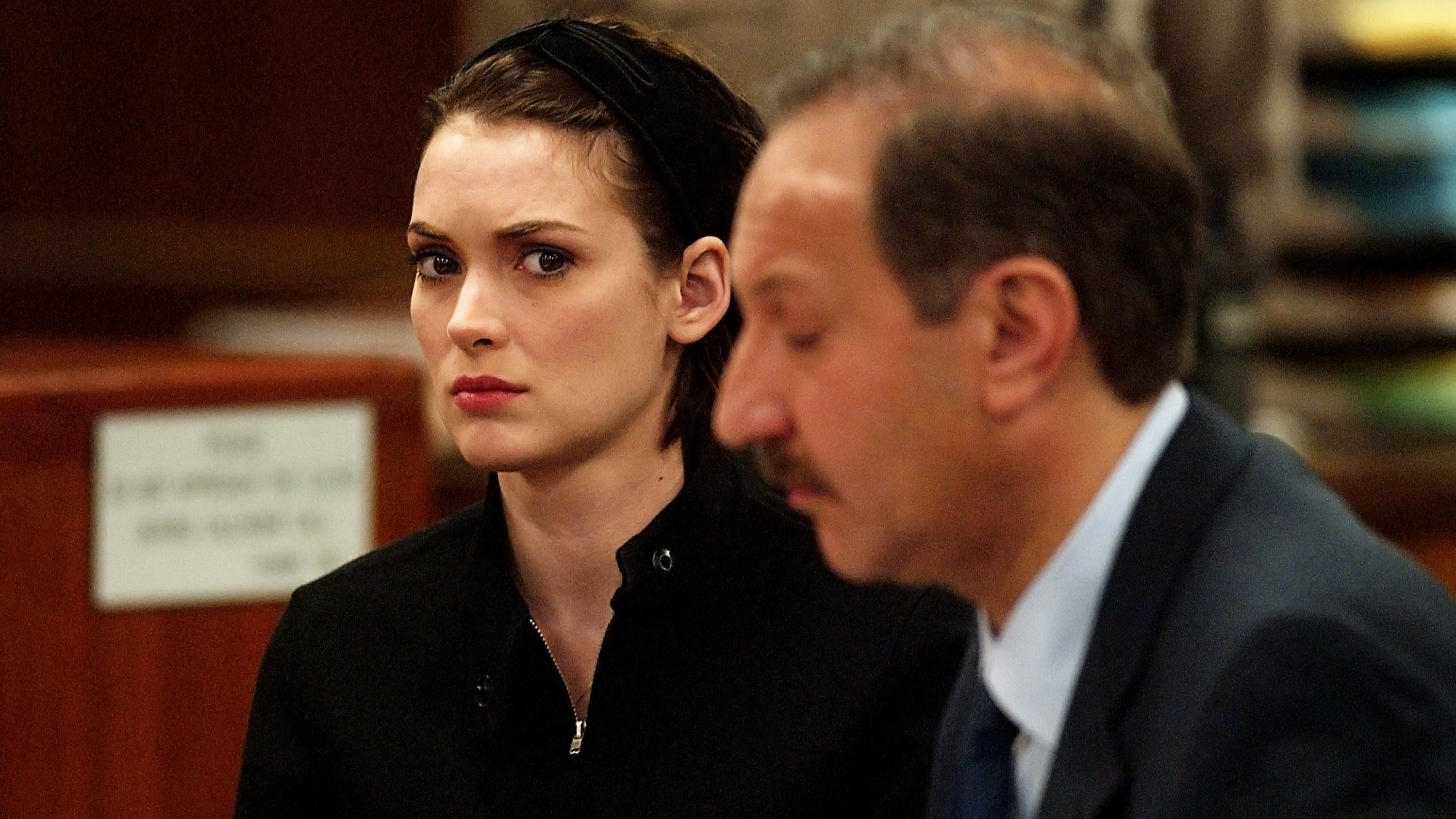 Winona Ryder and 7 Other Celebrities Who Have Been Caught Stealing