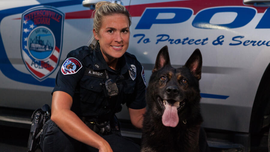 Officer Alyssa Wright of Live PD