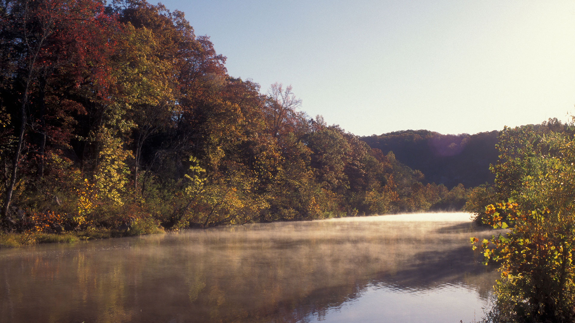 Buffalo National River, Ozark Mountains