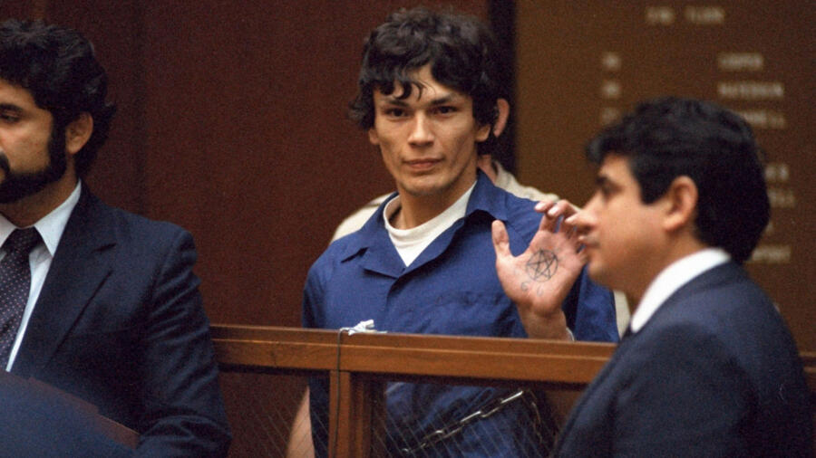 Richard Ramirez, the Night Stalker