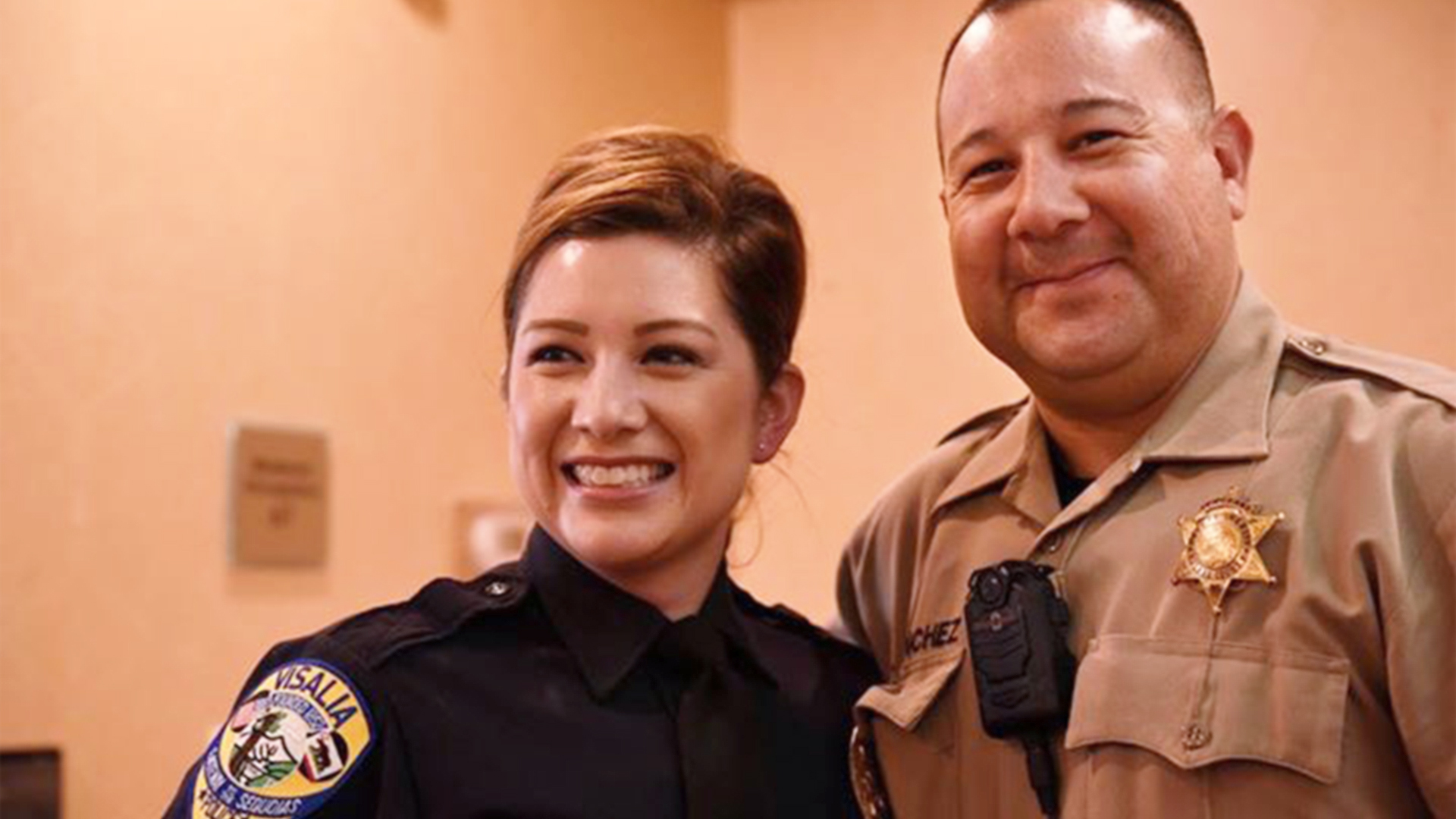 Off-Duty Heroes: Married Cops at the Vegas Shooting on Jumping into the Rescue Effort as Music Turned to Mayhem