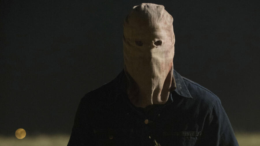 Still from the 2014 remake of The Town That Dreaded Sundown