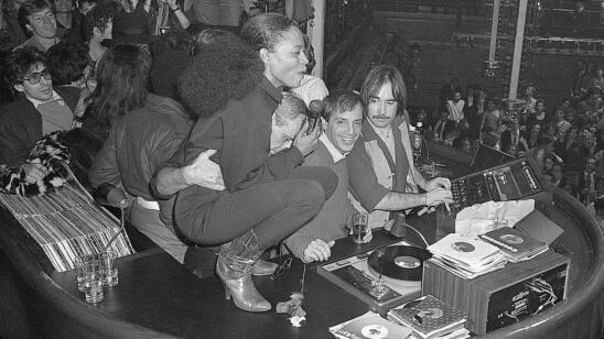 "A&E Premieres Original Documentary Special ""Studio 54"" on Monday, Feb 11 at 10P"