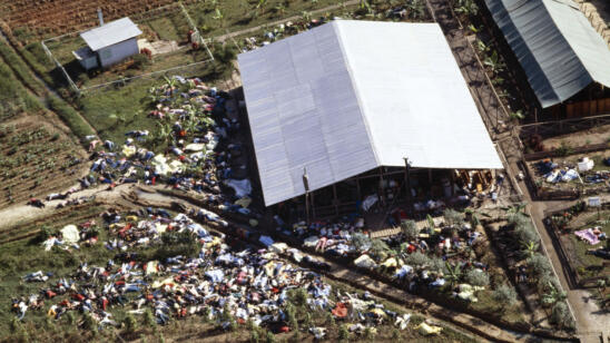 Was Jonestown a Mass Suicide or a Mass Murder?