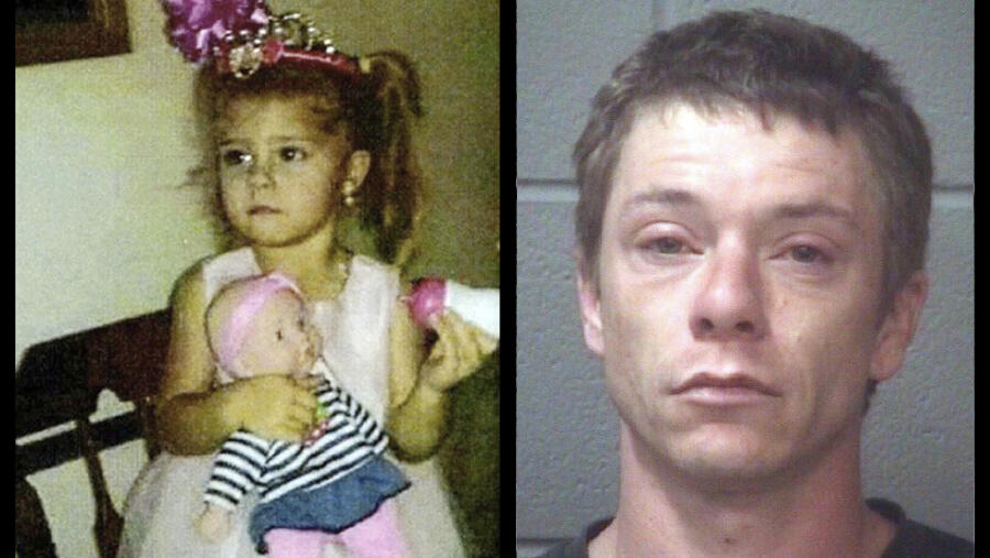 Murdered child Mariah Kay Woods, killed with chloroform