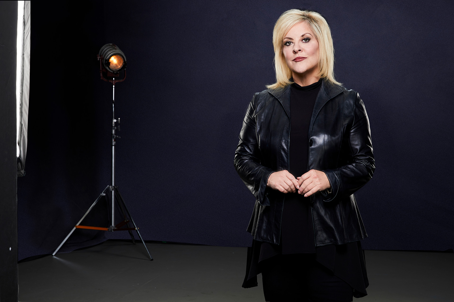Nancy Grace on Covering Crime as a 'Straightjacket Mom' (Not a 'Helicopter Mom')