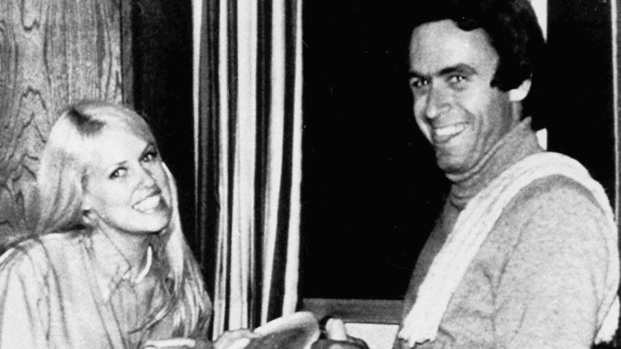 Serial Killer Ted Bundy with Carol Bartholomew