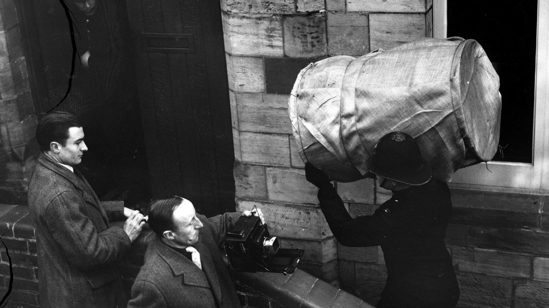 What Happens When a Dead Body Is Dissolved in Lye?
