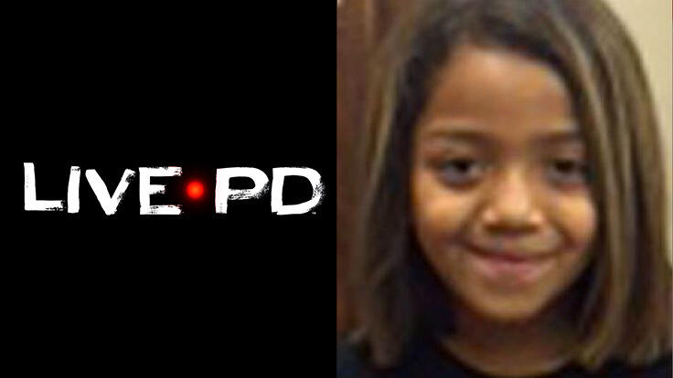 Missing child Mariah Martinez featured on Live PD