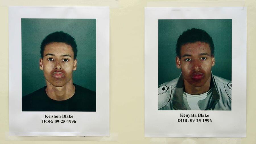 Kenyata and Keishon Blake