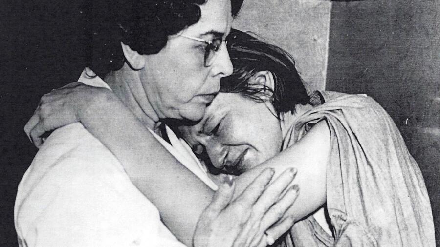 Albert Dyer's Wife in Tears after Verdict