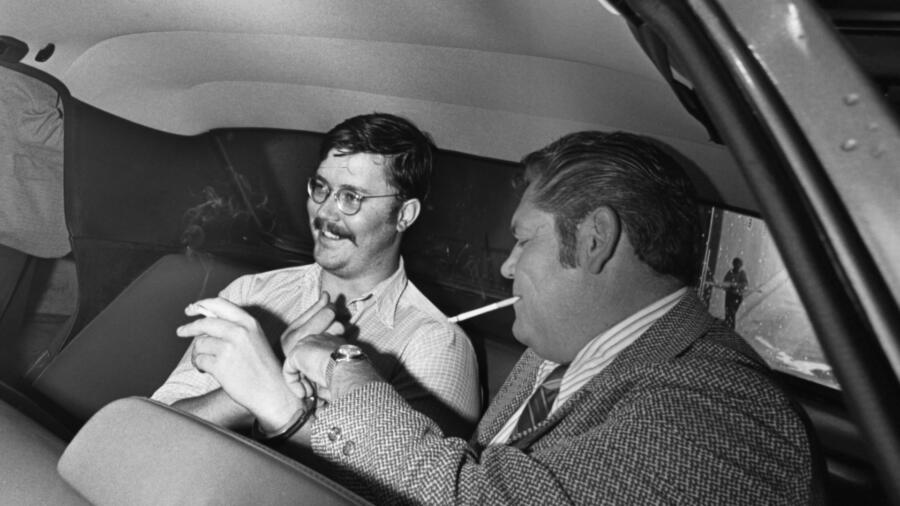 Serial killer Edmund Kemper
