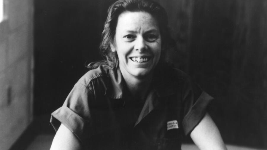 Aileen Wuornos, convicted serial killer