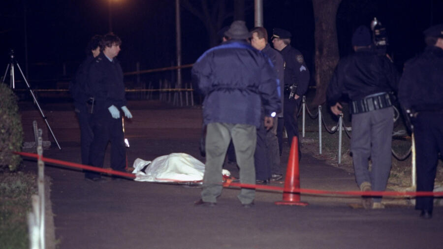 1997 shooting in the Bronx
