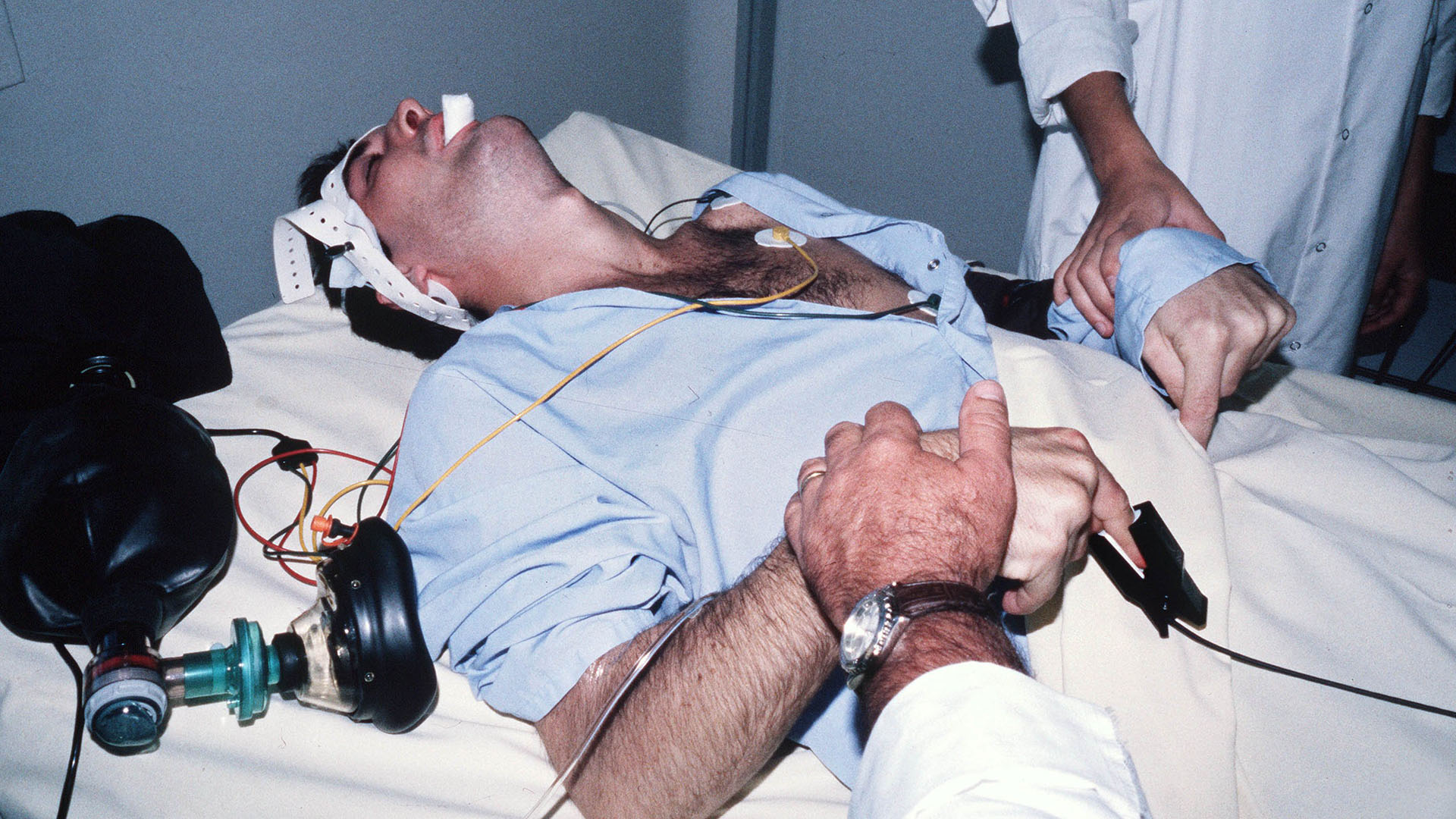 Can Shock Therapy Change Violent Criminal Behavior?