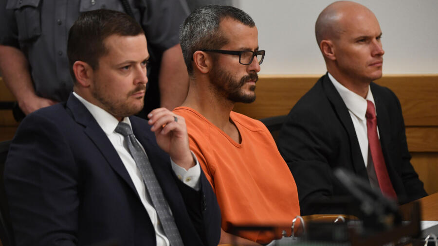 Chris Watts Arraignment Hearing in Murder Of Wife And Children