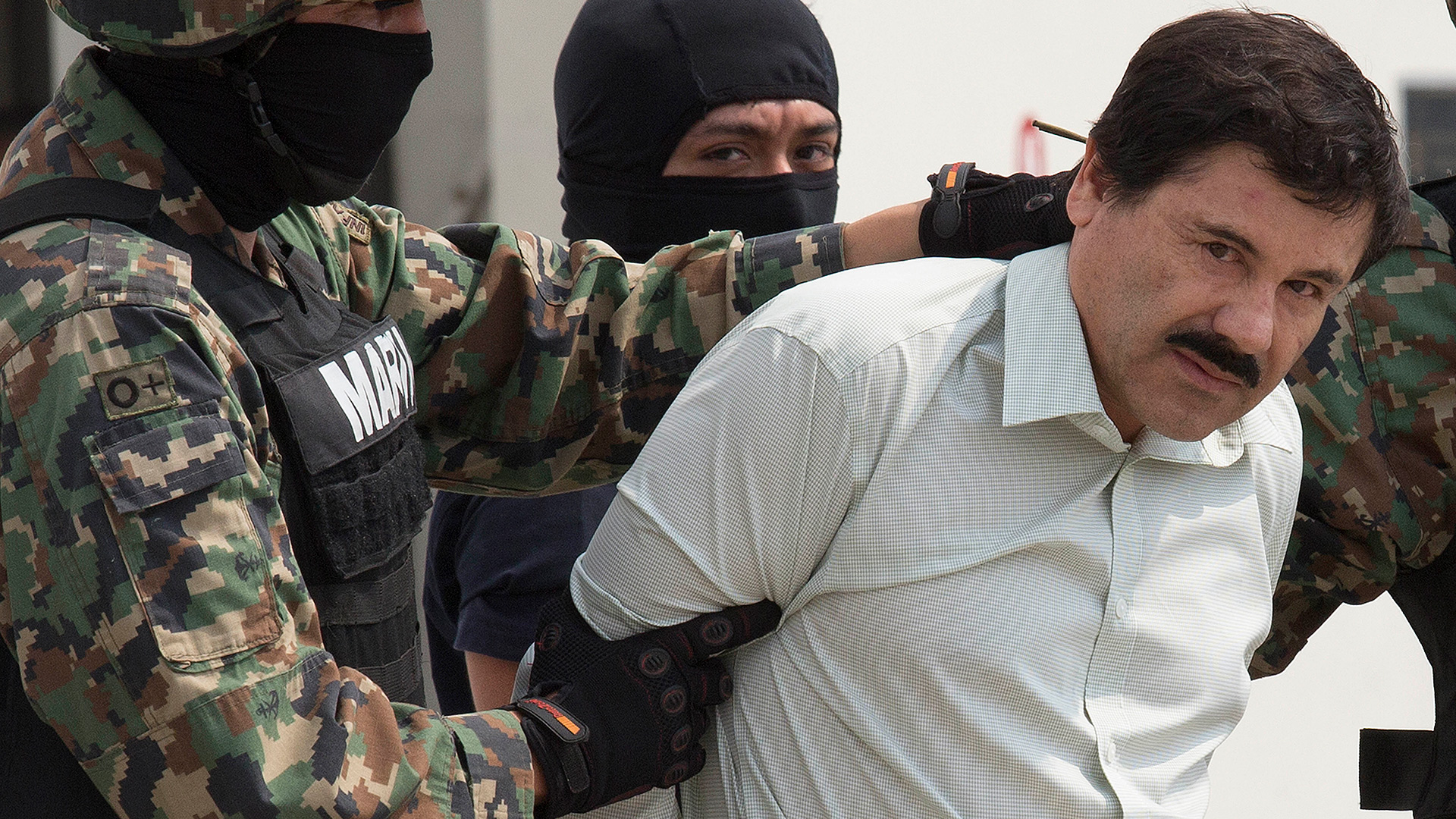 El Chapo's Trial: Why Mexican Drug Cartels Leave 'Calling Cards' With Their Murder Victims
