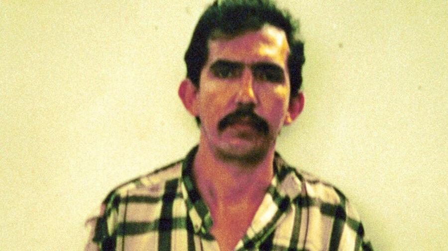 Columbian serial killer Luis Eduardo Garavito