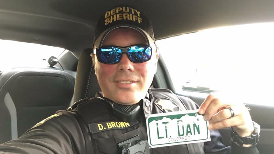 98a4060719 Deputy Sheriff Danny Brown: Connecting With Community Members—and Other 'Live  PD' Cops
