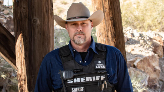 Sheriff Mark Lamb of '60 Days In' on the Pinal County Jail's