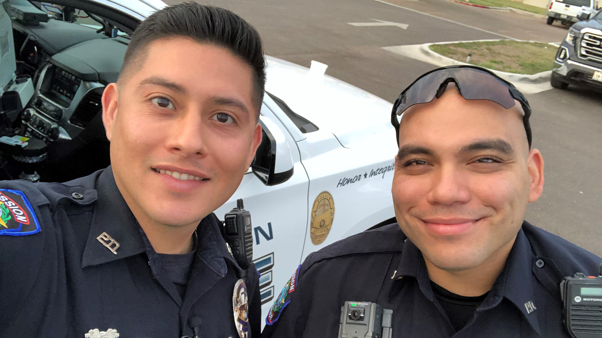 Live PD Officers Juan Mercado and John Oliva on Their Proudest Moments on the Job