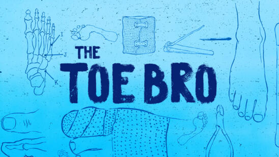 "A&E Network Takes a Step in a New Direction with Original Docuseries ""The Toe Bro"" Premiering March 5 at 10P"