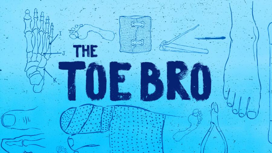 The Toe Bro on A&E