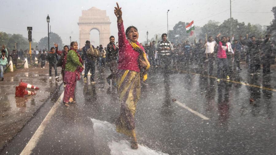 Delhi gang rape case