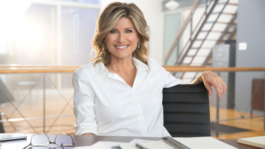 Live Rescue host Ashleigh Banfield